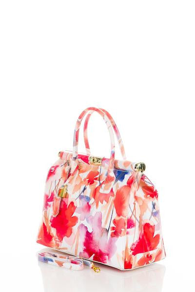 Colorful Italian Leather Bag-IMODA-JetSet