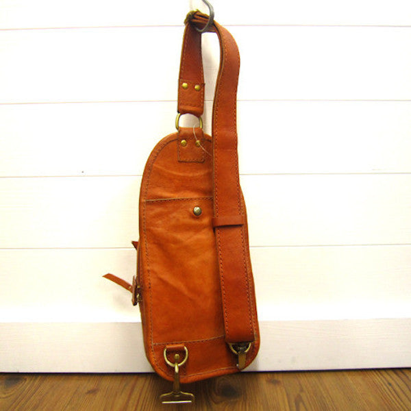 chronicle Leather Body Bag-SDI-JetSet