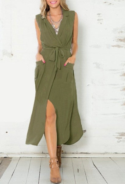 Sexy Comfortable Casual Summer Dress-AE-JetSet