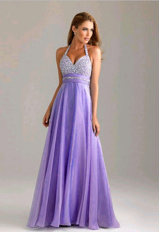 Long Sexy Ball Prom Gown Formal Bridesmaid Elegance-AE-JetSet