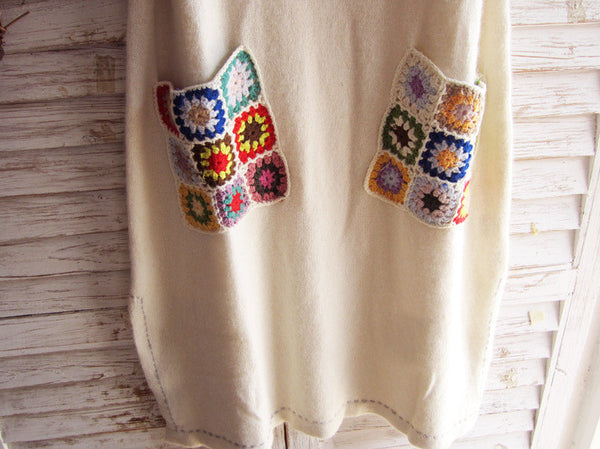 Embroidered Patchwork Japanese Vest-Alessio Eno-JetSet