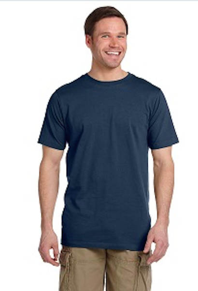 Men's Ringspun Value T-Shirt-TSW-JetSet
