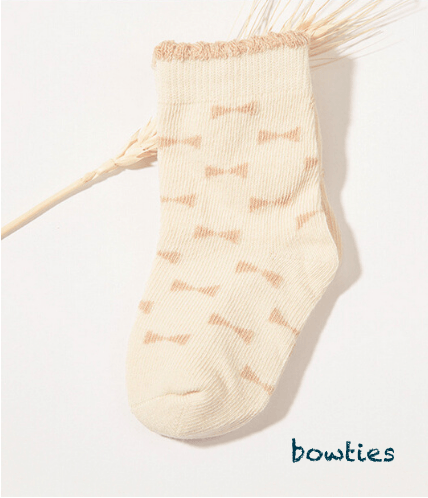 Infant Organic Cotton Baby Breathable Socks-AE-JetSet