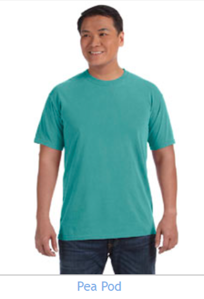 Comfort Colors Garment-Dyed T-Shirt-TSW-JetSet