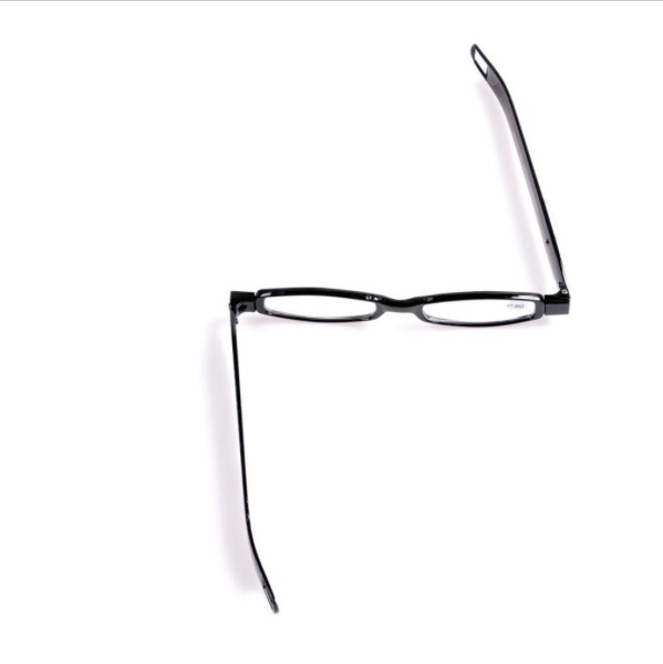 Ultra Light Rotating Glasses 360 Degrees Slim Reading Glasses with Clip-AE-JetSet