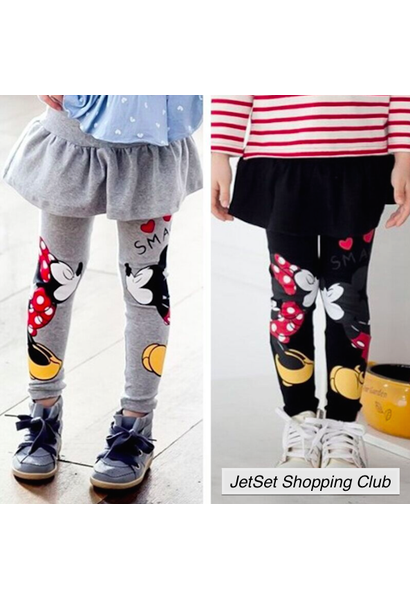 Girls legging 2017 Spring Cute Kids pants Casual Pants Baby Girls Cotton Leggings Comfortable Dress Leggins Girl Skirt-Alessio Eno-JetSet