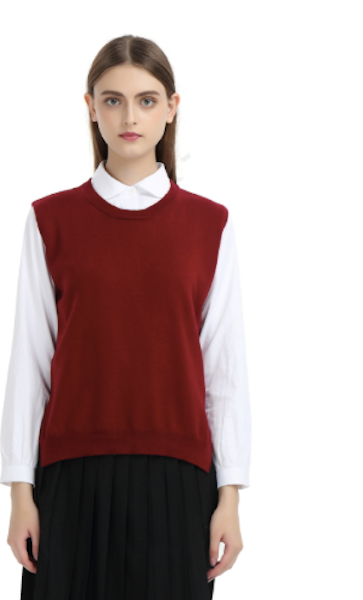 Cashmere Knitted Vest-Alessio Eno-JetSet