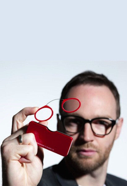 Clip Nose Mini Portable Reading Glasses-AE-JetSet