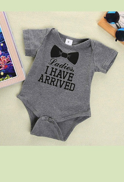 Baby Bowtie Organic Cotton Outfits-AE-JetSet