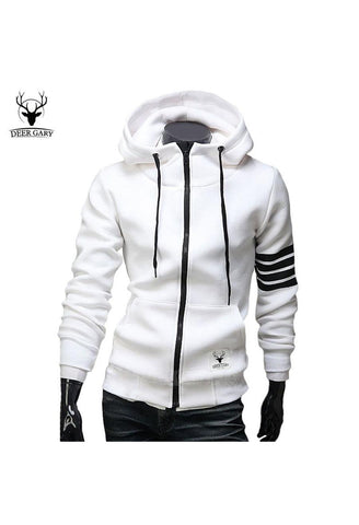2017 NEW Fashion Men Hoodies Brand Leisure Suit High Quality Men Sweatshirt Hoodie Casual Zipper Hooded Jackets Male M-3XL-JetSet-JetSet