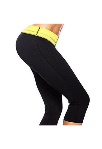 Women's Thinning Weight Loss Yoga Pants-JetSet-JetSet