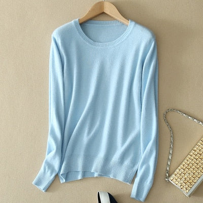 Women Casual Cardigan Winter Autumn Sweaters Lady long Sleeve knitting Jumper Thin Casual Knitted Sweater Solid Vestidos Mujer-JetSet-JetSet