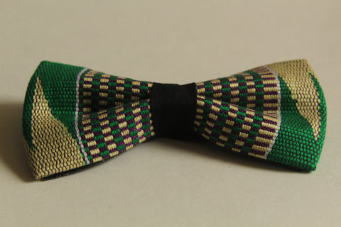 Kente Cloth Bow Tie