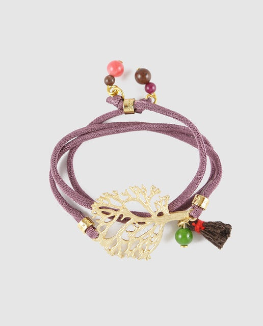 Collar-Pulsera Tree - Emolo