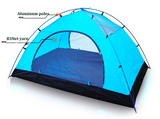 Compact All Adventure Dome Tent - 123 Express Shop - 4