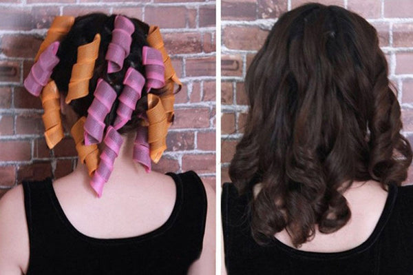 "22"" DIY Hair Curlers (40 pcs)"