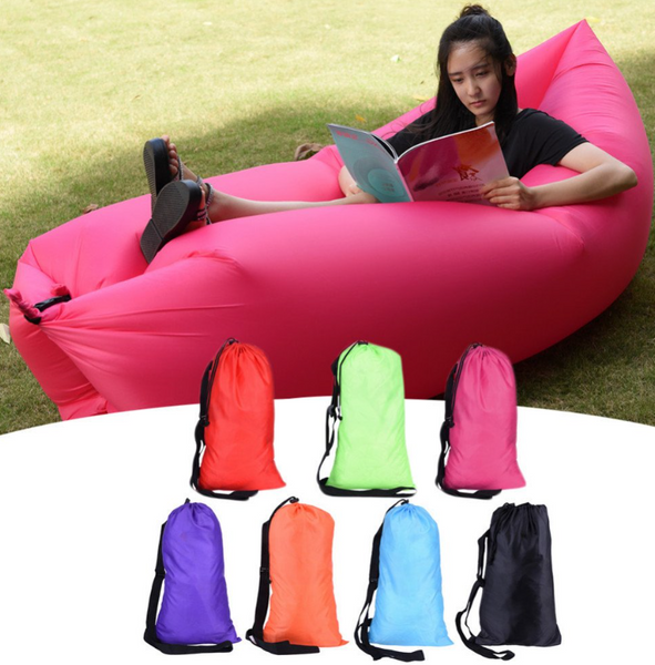 Inflatable Air Lounger - 123 Express Shop - 2