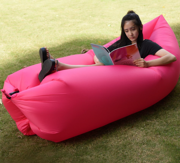 Inflatable Air Lounger - 123 Express Shop - 7