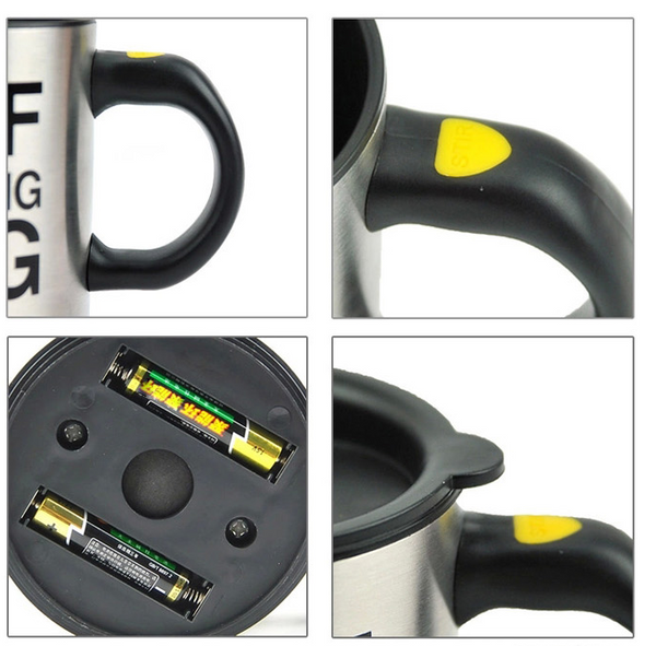 Self Stirring Coffee Mug - 123 Express Shop - 7