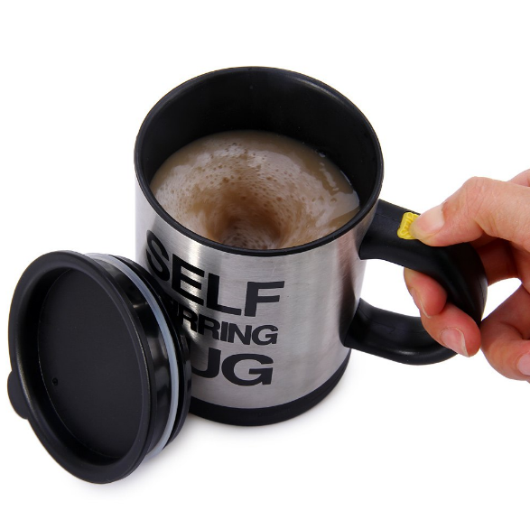 Self Stirring Coffee Mug - 123 Express Shop - 1