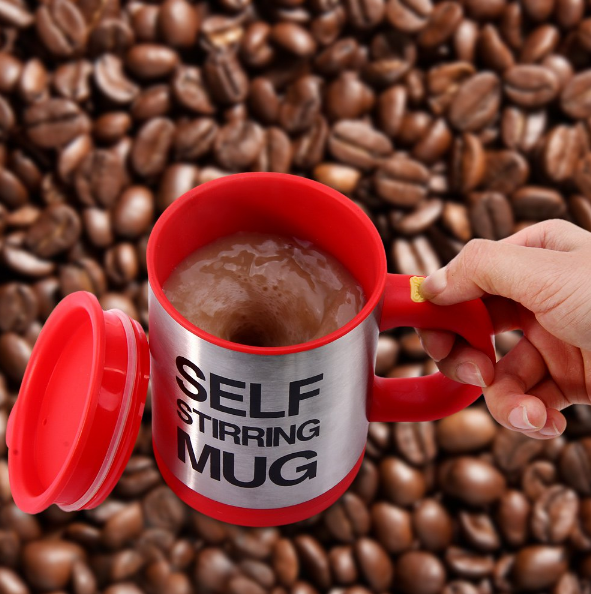 Self Stirring Coffee Mug - 123 Express Shop - 8