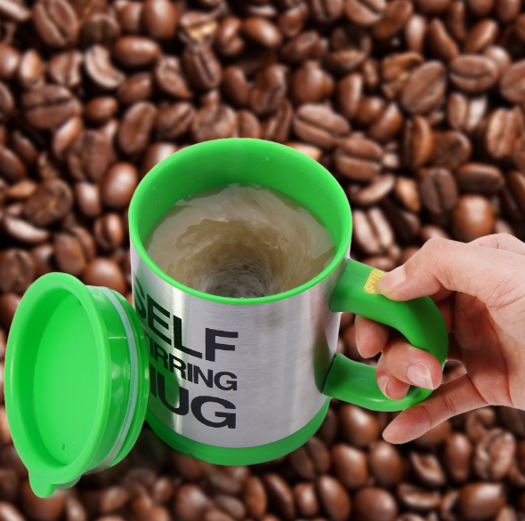 Self Stirring Coffee Mug - 123 Express Shop - 4