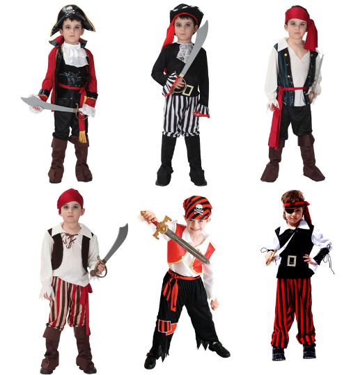 Boys Pirate Costume Sets - Top Seller - 123 Express Shop - 1