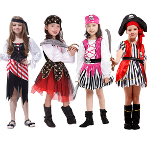 Girls Pirate Costume Sets - Top Seller - 123 Express Shop - 1