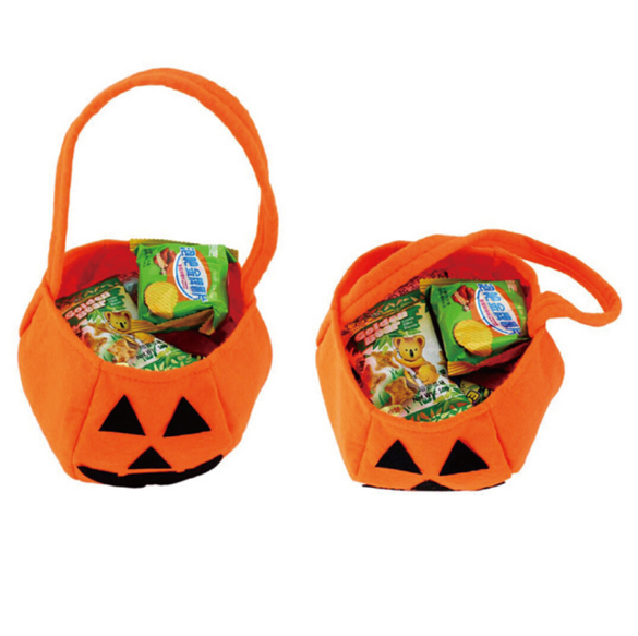 Trick-or-Treat Pumpkin Candy Bag (FREE w/ Any Costume Purchase) - 123 Express Shop - 4