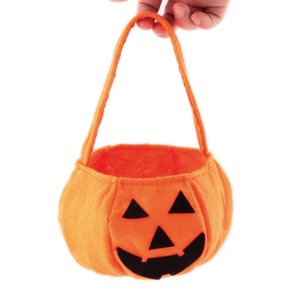 Trick-or-Treat Pumpkin Candy Bag (FREE w/ Any Costume Purchase) - 123 Express Shop - 3