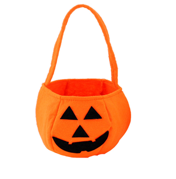 Trick-or-Treat Pumpkin Candy Bag (FREE w/ Any Costume Purchase) - 123 Express Shop - 6