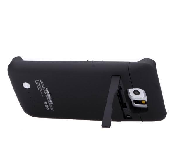 5000 mAh External Power Case for iPhone & Galaxy