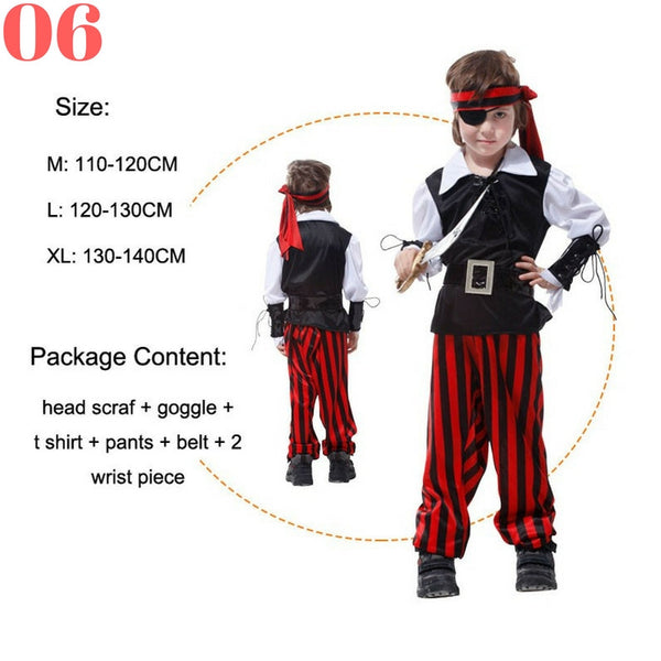 Boys Pirate Costume Sets - Top Seller - 123 Express Shop - 7