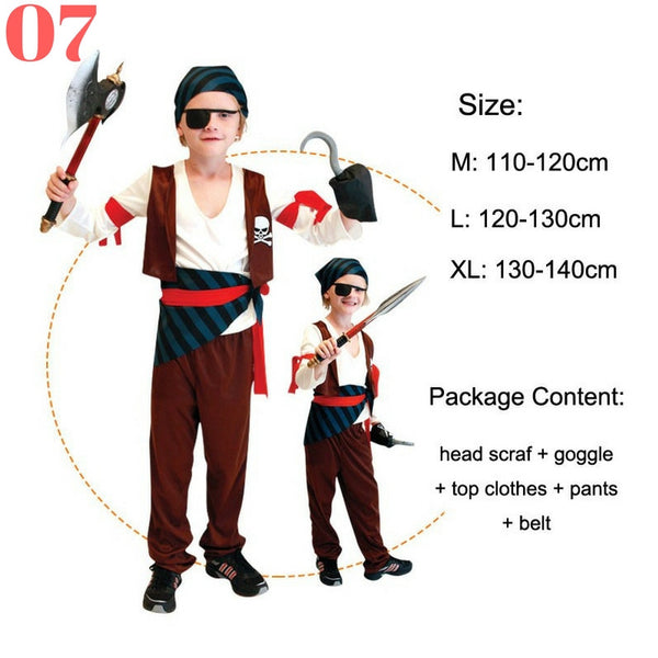 Boys Pirate Costume Sets - Top Seller - 123 Express Shop - 8