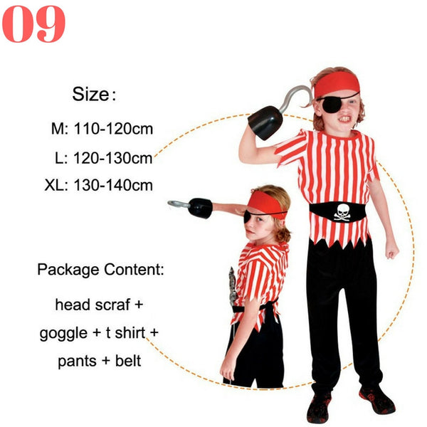 Boys Pirate Costume Sets - Top Seller - 123 Express Shop - 10