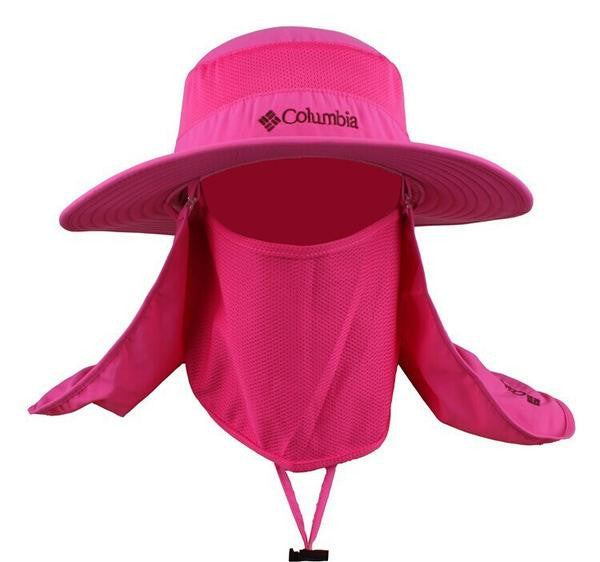 Waterproof Fishing Hat With Mosquito And Sun Protection - 123 Express Shop - 5