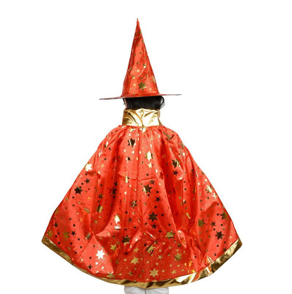 Wizard Cloak Costume - Cloak & Hat Set - 123 Express Shop - 5