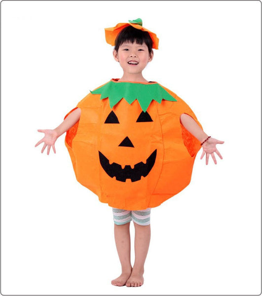 Kids Halloween Pumpkin Costume - 123 Express Shop - 1