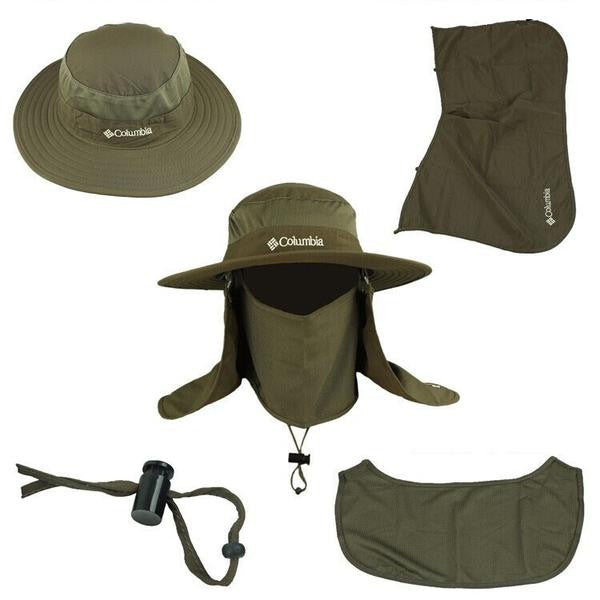 Waterproof Fishing Hat With Mosquito And Sun Protection - 123 Express Shop - 2