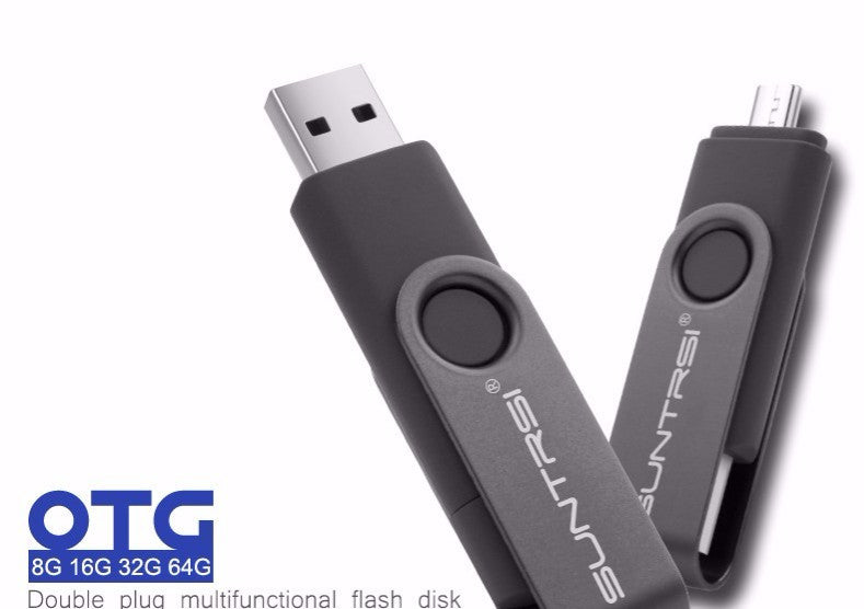 USB Flash Drive/Phone Charger - 123 Express Shop - 1
