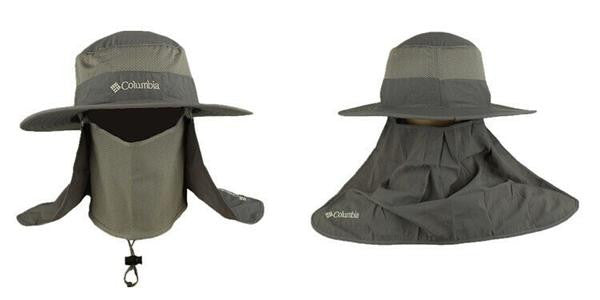 Waterproof Fishing Hat With Mosquito And Sun Protection - 123 Express Shop - 7