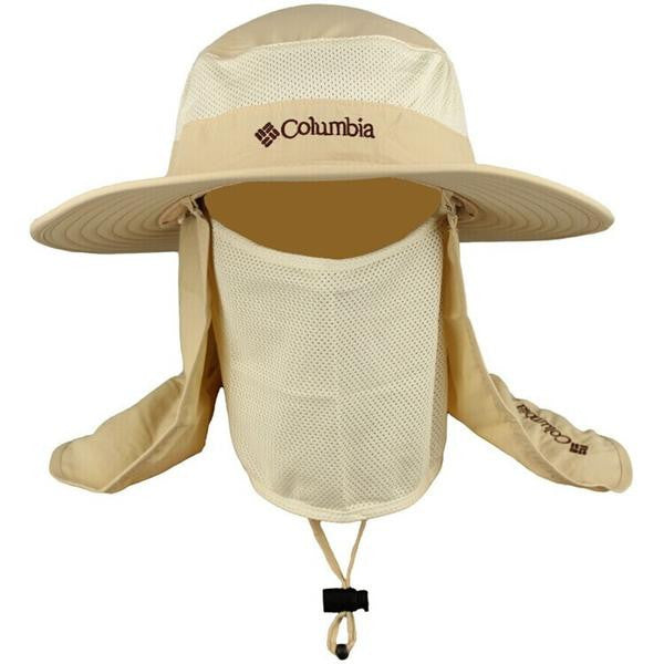 Waterproof Fishing Hat With Mosquito And Sun Protection - 123 Express Shop - 3