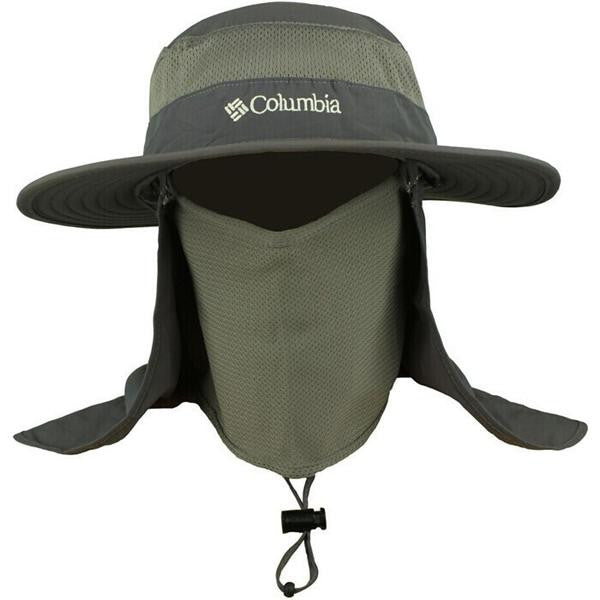 Waterproof Fishing Hat With Mosquito And Sun Protection - 123 Express Shop - 4
