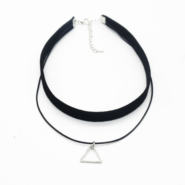 Women's Choker Necklace Sets