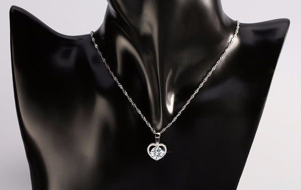 Heart Pendant Necklace - 123 Express Shop - 6