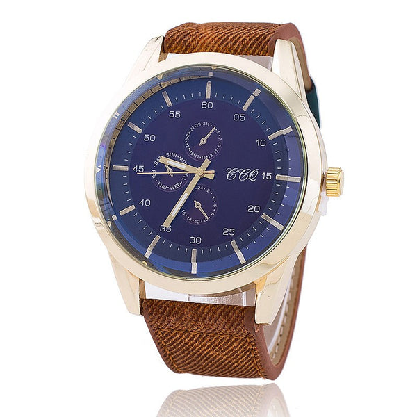 Genuine Leather Watch - 123 Express Shop - 2