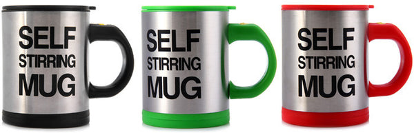 Self Stirring Coffee Mug - 123 Express Shop - 2