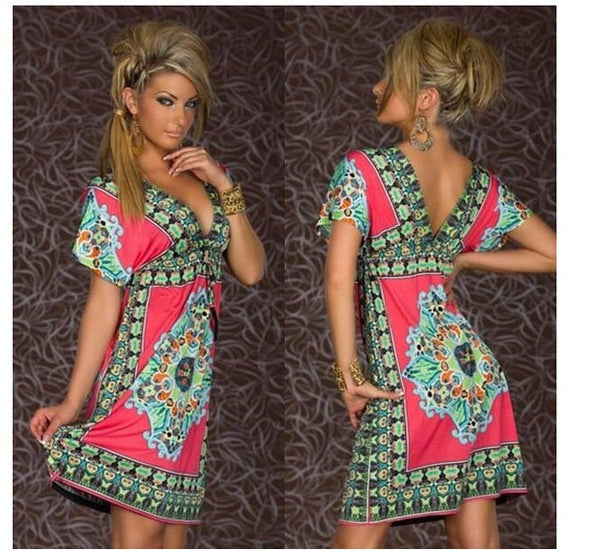 Best Seller Boho Dress 2016 - 123 Express Shop - 2