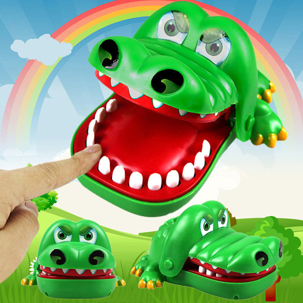 NEW! Crocodile Dentist Toy