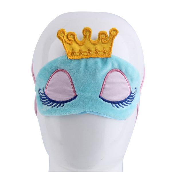 Sleeping Eye/Crown Sleep Mask - 123 Express Shop - 3